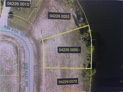 Cape Coral Residential Lots & Land For Sale: 911 NW 38th Pl