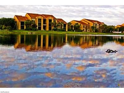 Fort Myers Condo/Townhouse For Sale: 13575 Eagle Ridge Dr #1217