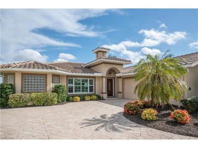 Cape Coral, Matlacha, North Fort Myers Single Family Home For Sale: 3359 SE 22nd Pl