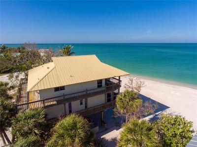 Captiva FL Single Family Home For Sale: $1,100,000