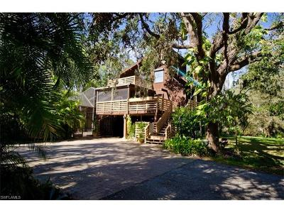 Fort Myers Single Family Home For Sale: 15291 Broken J Ranch Rd