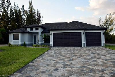 Cape Coral Single Family Home For Sale: 1145 SW 39th Ter