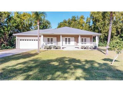 St. James City Single Family Home For Sale: 4419 Lake Heather Cir