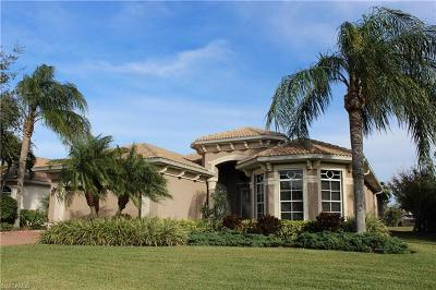 Estero Single Family Home For Sale: 19645 Maddelena Cir