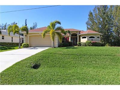 Cape Coral FL Single Family Home For Sale: $390,000