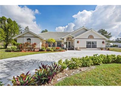 Collier County Single Family Home For Sale: 3170 31st Ave SW