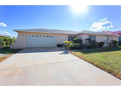 Cape Coral Single Family Home For Sale: 1106 SE 15th Ter