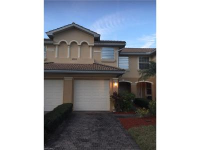 Estero Condo/Townhouse For Sale: 9723 Heatherstone Lake Ct #4