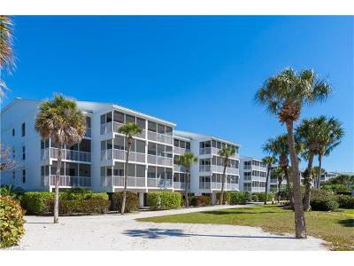Captiva Condo/Townhouse For Sale: 2212 Beach Villas