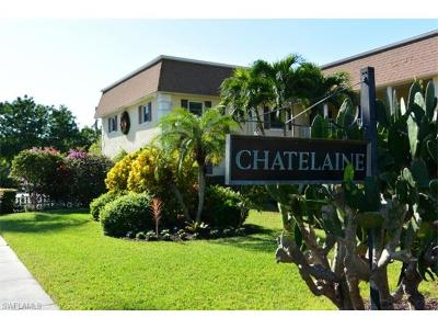 Naples Condo/Townhouse For Sale: 940 3rd St S #201
