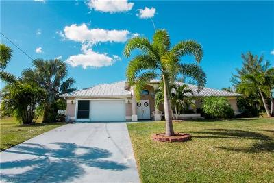Cape Coral Single Family Home For Sale: 2500 Old Burnt Store Rd N