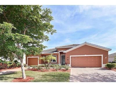 Alva Single Family Home For Sale: 3094 Sagittaria Ln