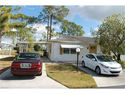 Lehigh Acres Condo/Townhouse Pending With Contingencies: 37 Pinewood Blvd