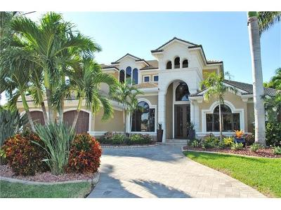 Cape Coral Single Family Home For Sale: 3840 Surfside Blvd