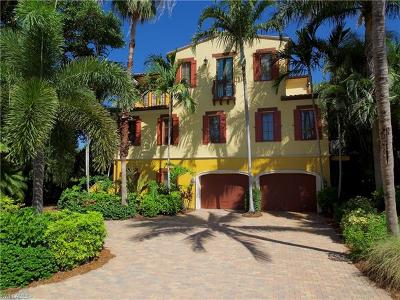 Captiva FL Single Family Home For Sale: $3,100,000