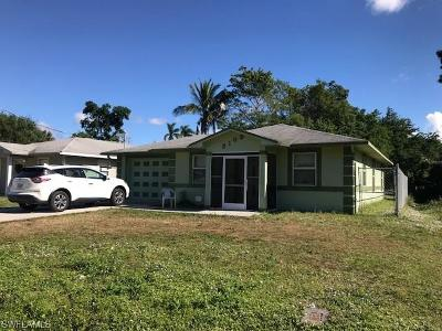 Single Family Home For Sale: 2109 French St