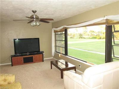 Cape Coral Condo/Townhouse For Sale: 2123 SW Pine Ln #4