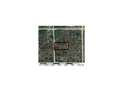 Clewiston Residential Lots & Land For Sale: 325 S Sendero St