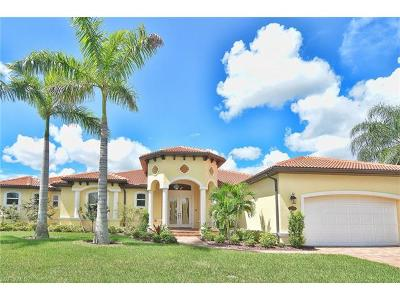 Cape Coral FL Single Family Home For Sale: $1,200,000