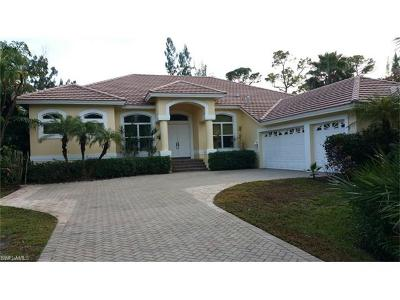 Fort Myers Single Family Home For Sale: 15960 Old Wedgewood Ct