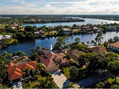 Fort Myers Single Family Home For Sale: 17517 Boat Club Dr