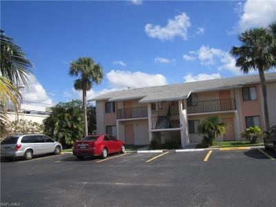 Cape Coral Condo/Townhouse For Sale: 4903 Vincennes St #210