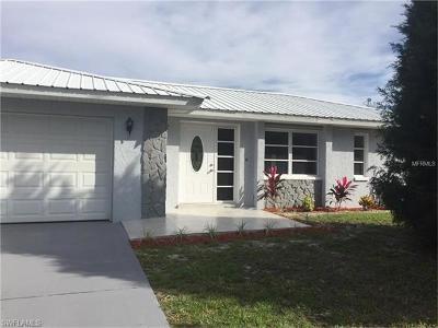 Port Charlotte Single Family Home For Sale: 3022 Saint James St