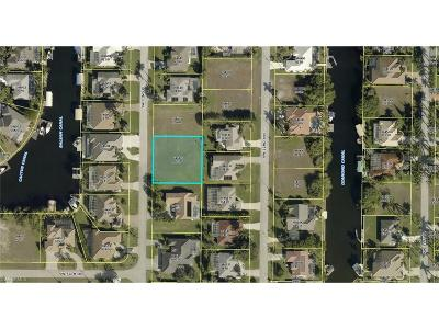 Cape Coral Residential Lots & Land For Sale: 5407 SW 22nd Pl