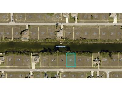 Cape Coral Residential Lots & Land For Sale: 335 NW 19th Ter