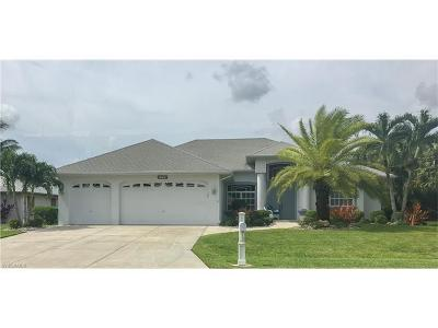 Cape Coral, Matlacha, North Fort Myers Single Family Home For Sale: 1715 SE 16th St