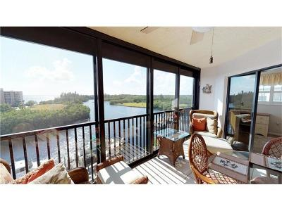 North Fort Myers Condo/Townhouse For Sale: 3458 Hancock Bridge Pky #166