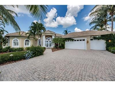 Cape Coral Single Family Home For Sale: 3706 Surfside Blvd