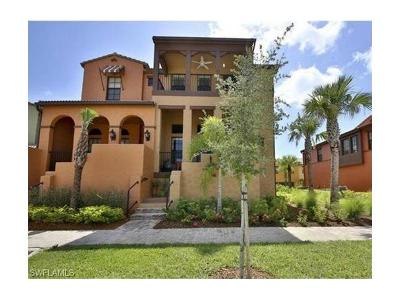 Fort Myers Condo/Townhouse For Sale: 11830 Paseo Grande Blvd #4612