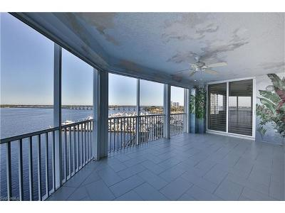 Fort Myers Condo/Townhouse For Sale: 2104 W First St #701