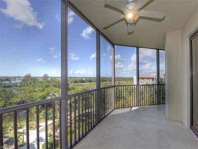 Fort Myers Condo/Townhouse For Sale: 14300 Riva Del Lago Dr #603