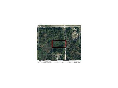 Clewiston Residential Lots & Land For Sale: 120 & 130 S Coral St