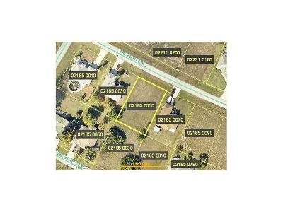 Cape Coral Residential Lots & Land For Sale: 2038 NE 20th Ln
