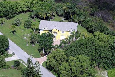 Sanibel FL Single Family Home For Sale: $1,249,000