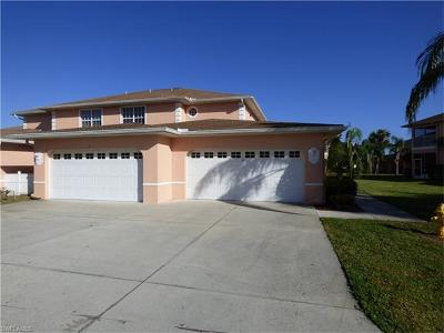 Lehigh Acres Condo/Townhouse For Sale: 19949 Lake Vista Cir #3