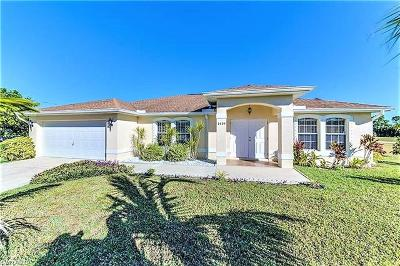Cape Coral Single Family Home For Sale: 1419 SW 8th Ct