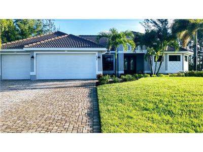 Cape Coral Single Family Home For Sale: 1827 SW 29th Ter