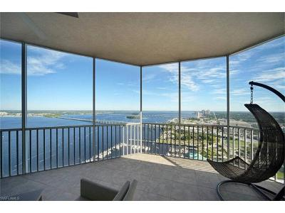 Fort Myers Condo/Townhouse For Sale: 2090 W First St #3006
