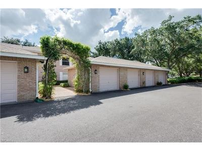 Naples Condo/Townhouse For Sale: 6750 Lone Oak Blvd #2-C