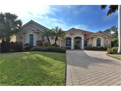 Bonita Springs Single Family Home For Sale: 9290 Cedar Creek Dr