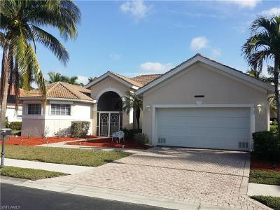 Fort Myers Single Family Home For Sale: 14023 Shimmering Lake Ct