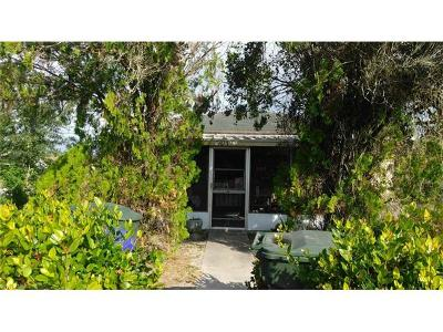 Fort Myers Single Family Home For Sale: 3103 Saint Charles St