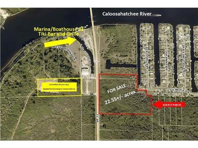 Fort Myers Residential Lots & Land For Sale: 16820 State Road 31