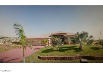 Cape Coral Single Family Home For Sale: 304 NE 7th St
