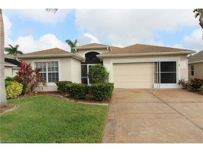 Fort Myers Single Family Home For Sale: 15772 Beachcomber Ave