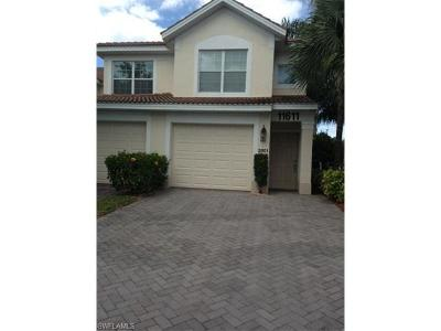 Fort Myers Condo/Townhouse For Sale: 11611 Navarro Way #2001